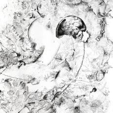 "Jiyoun Lee-Lodge Mindscape 05, 2011 Lithograph 30 x 22"""
