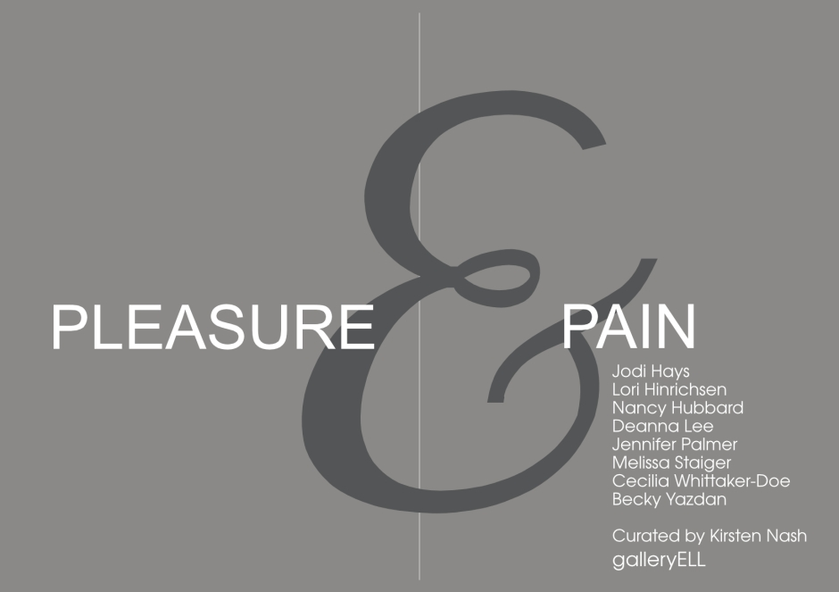 Pleasure & Pain