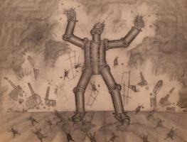 Carl Henry Simon, Industrial Frankensteins, 1932