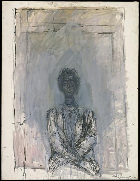 Giacometti, Annette (1961). Metropolitan Museum of Art.
