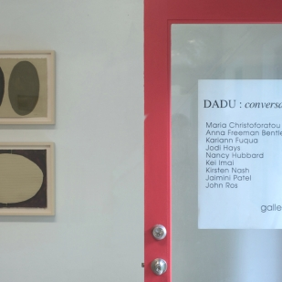 DADU installation shot. HAYS, 2015.
