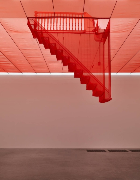Do Ho Suh,  Staircase-III, 2010, Tate Collection