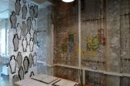 installation view: Hays, Bacon & Buchanan
