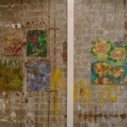 installation view: Buchanan