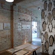installation view: Nash, Hubbard & Bacon