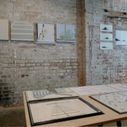installation view: Nash & Hubbard