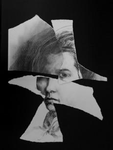 Fragment. Unknown artist #2