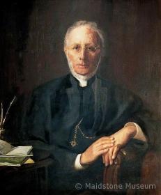 Reverend Henry Collis, MA